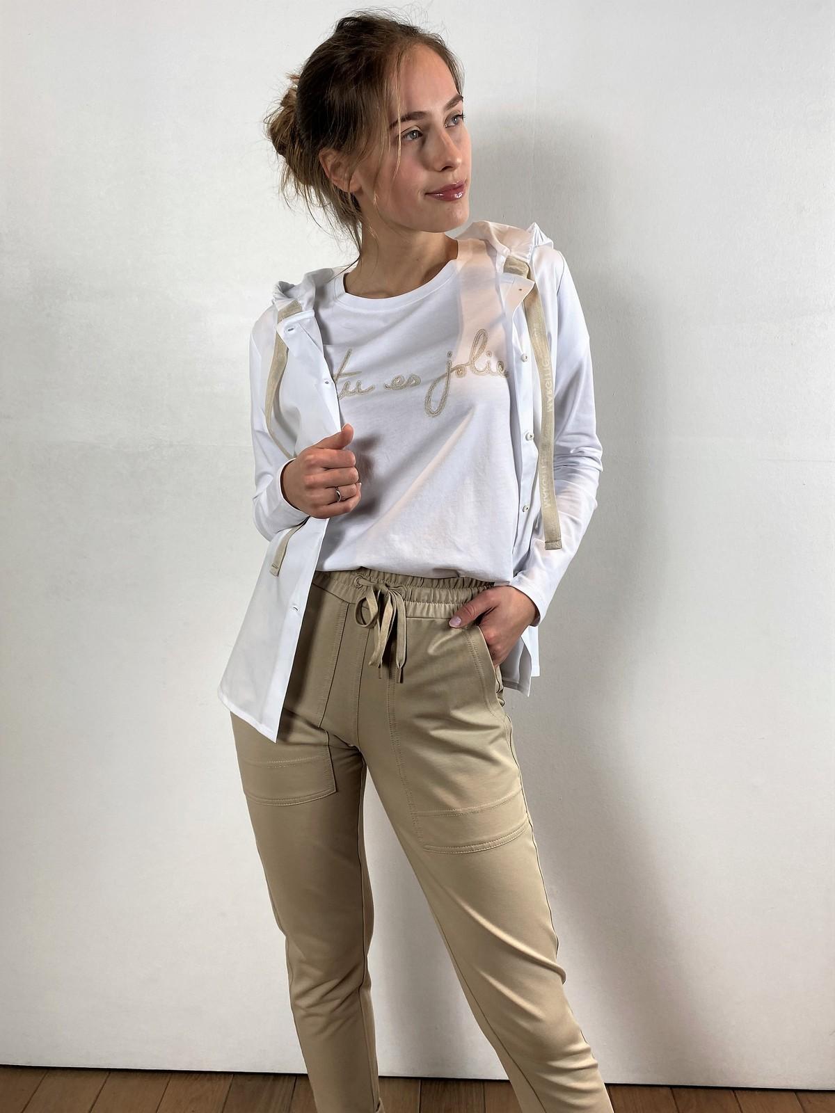 Vest met capuchon - 56115 - Margittes