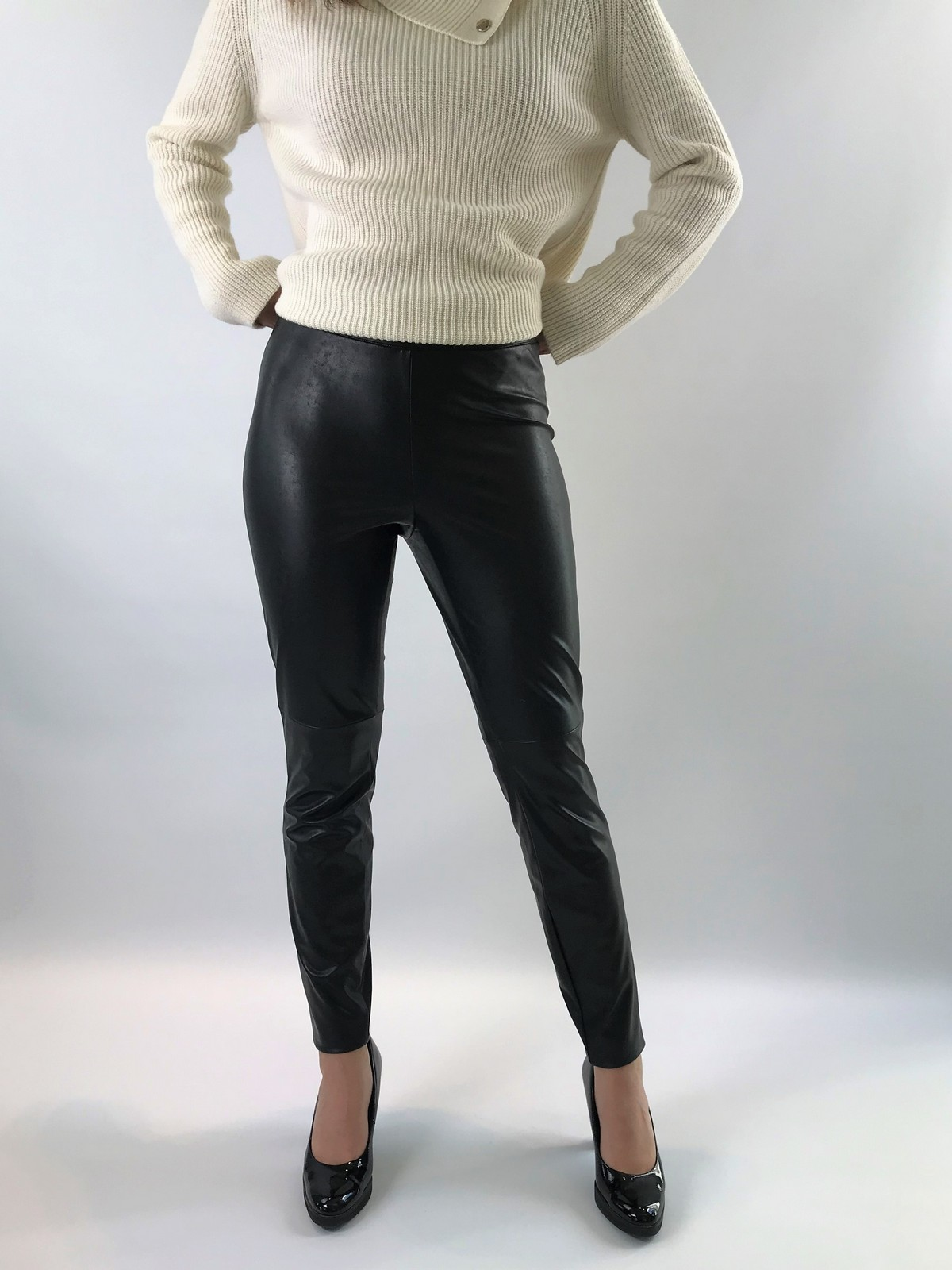 Cambio - Broek Randa 6301 - zwart