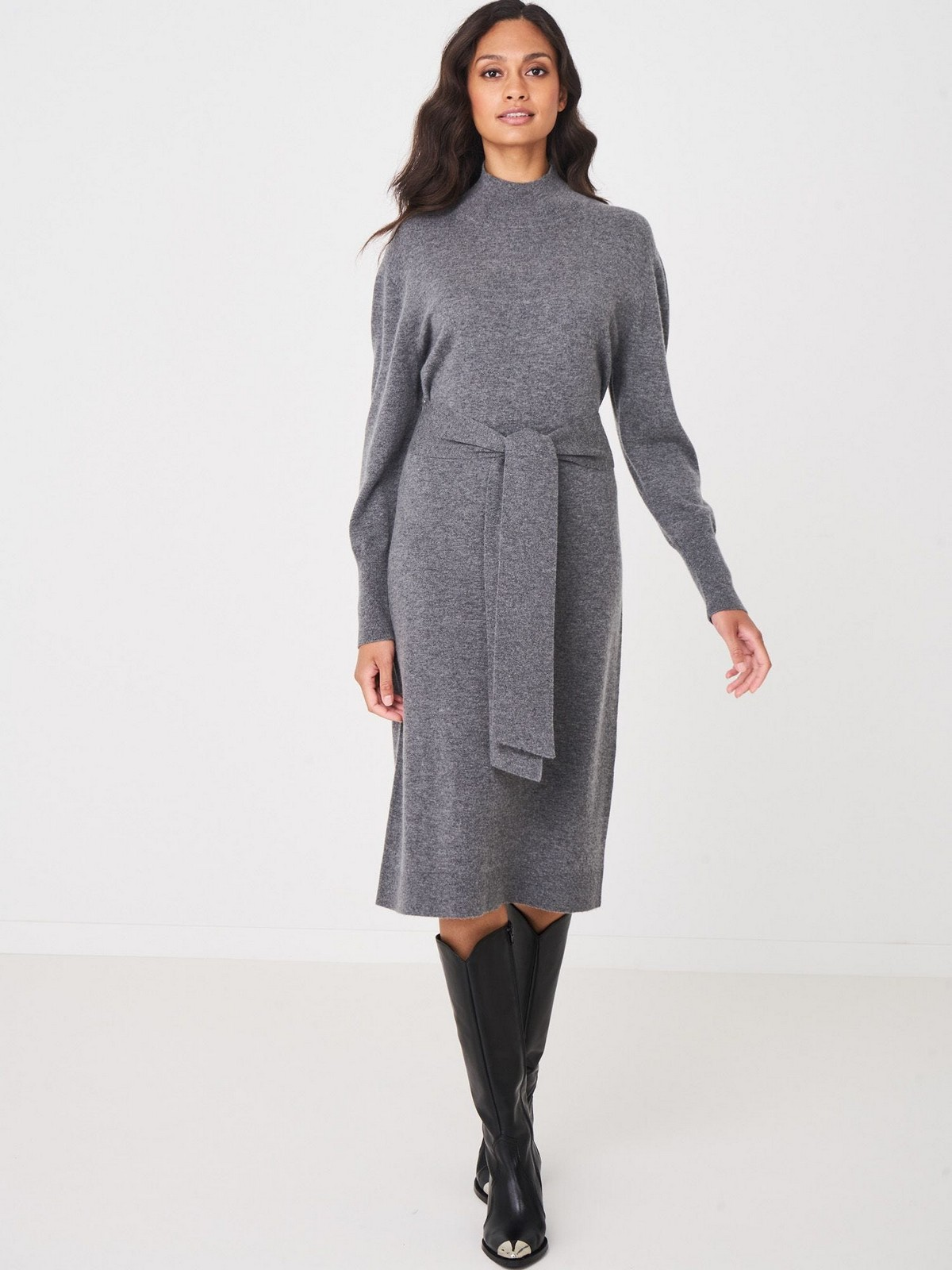 Repeat - 200238 - Kleed tricot lang
