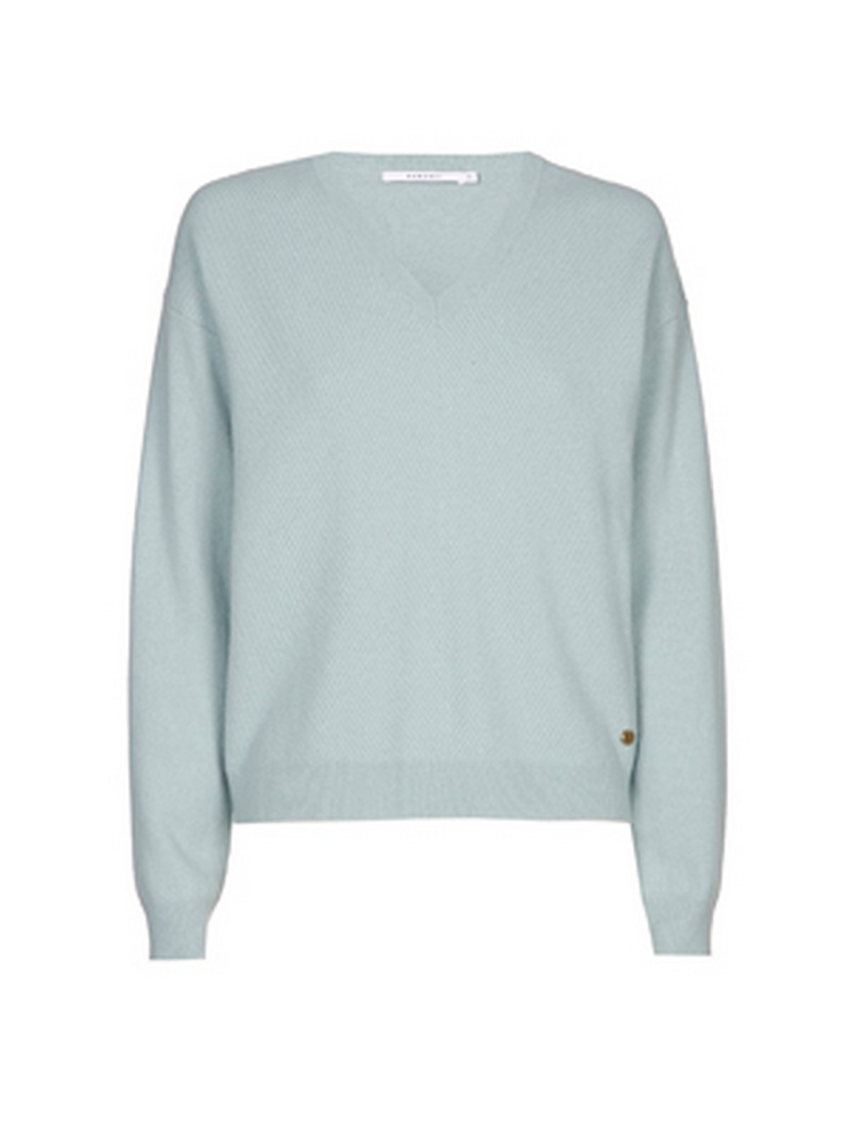 Xandres - Pull Grisa cashmere mix - ijsblauw
