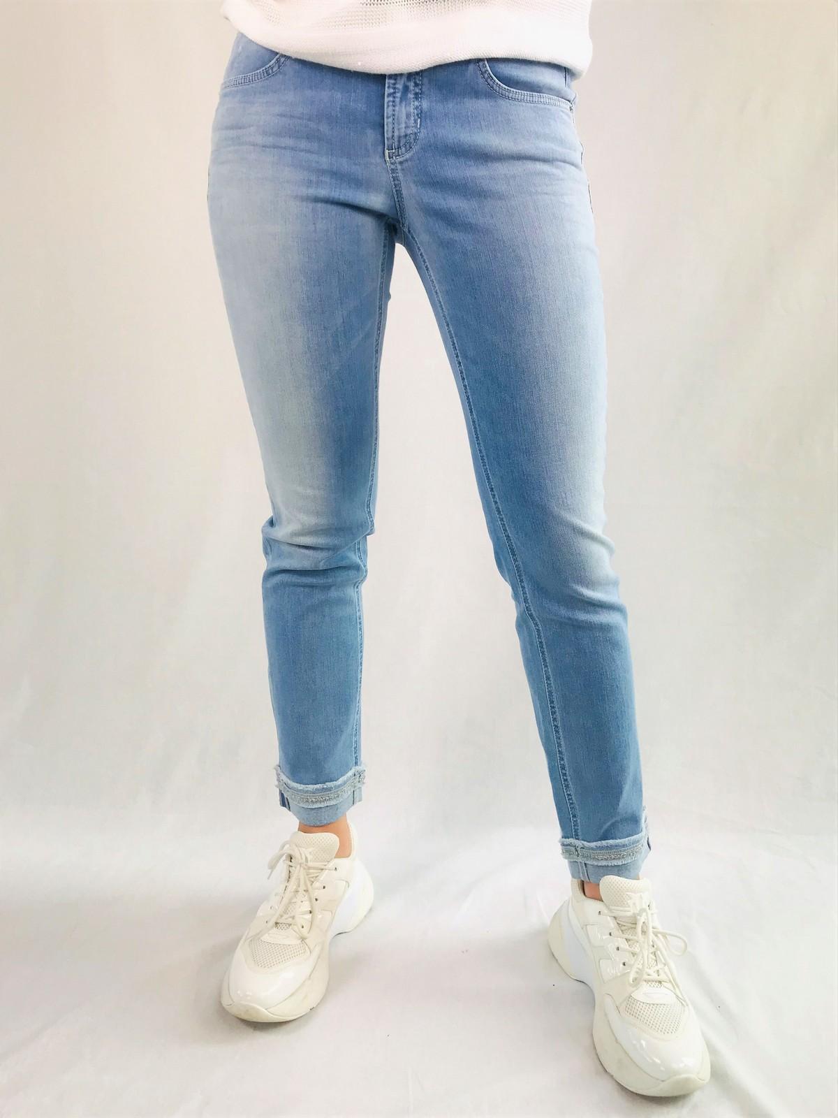 Cambio Broek jeans blue