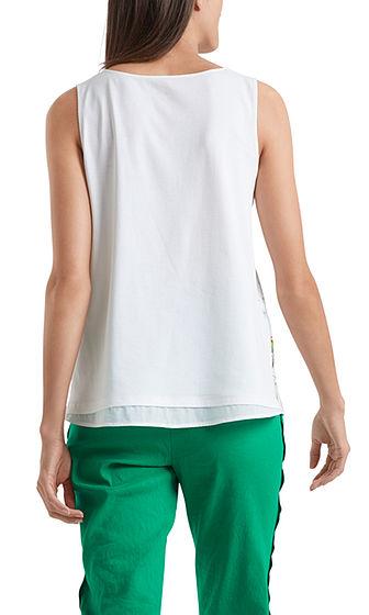 Marccain Top wit