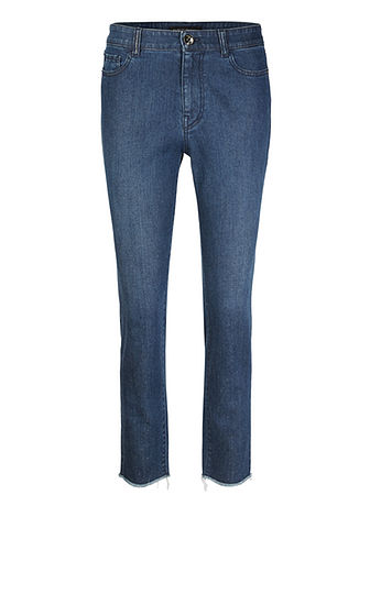Marccain Jeans blauw