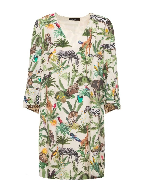 Marccain - Kleed safariprint