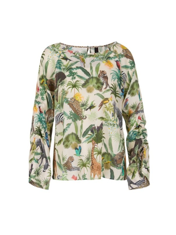 Marccain - Bloes safariprint